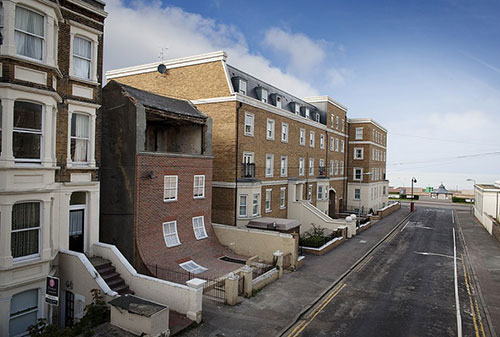 Alex Chinneck Public Art video