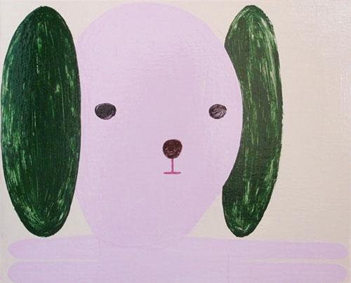 Muji Lee paintings
