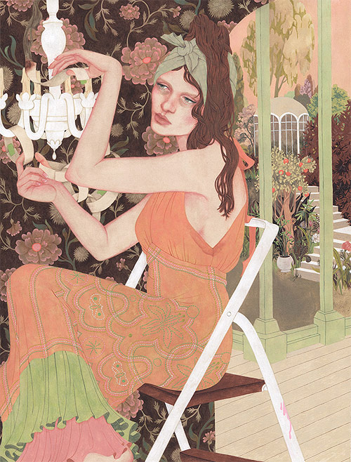 artist illustrator Riikka Sormunen