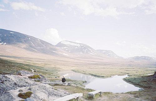 Photographer Agnes Thor