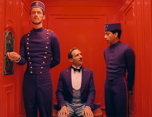 The Grand Budapest Hotel film by Wes Anderson Official Trailer