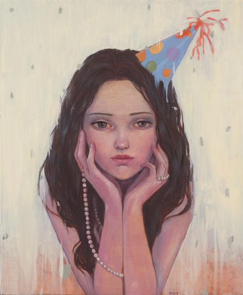 Artist painter Helice Wen