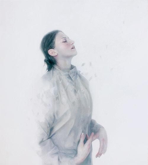 Artist painter Henrik Uldalen