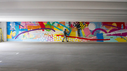 Artist painter HENSE