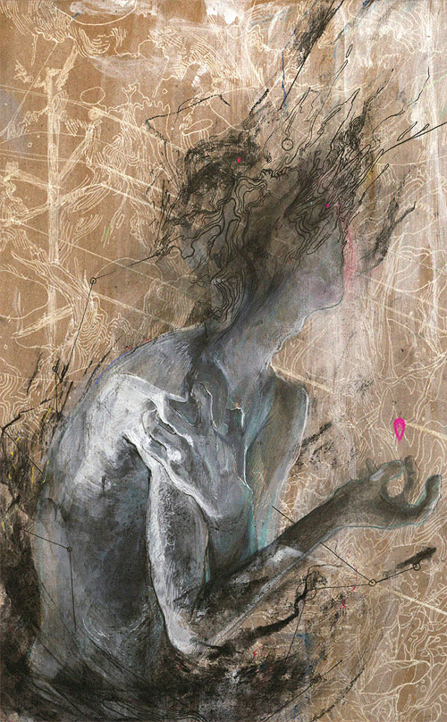 Artist James Lee
