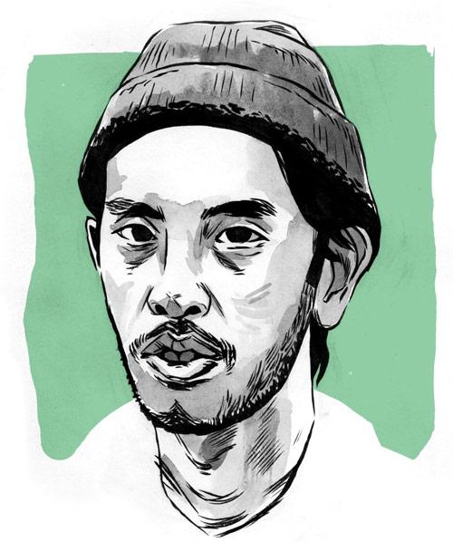 Illustrator Joel Benjamin