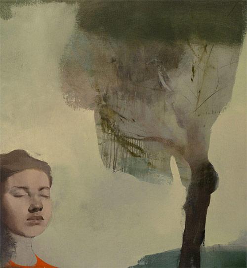 Artist painter Jon Sours
