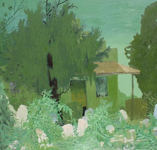 paintings by joseph Noderer