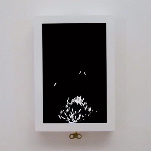 Rewind by designer Pauline Saglio