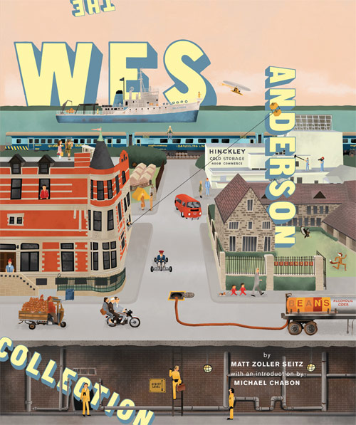 the wes anderson collection book by abrams