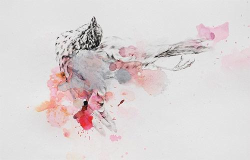 Melbourne based Artist Jennifer Mills
