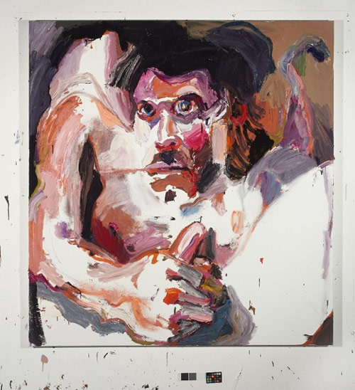 Artist painter Ben Quilty
