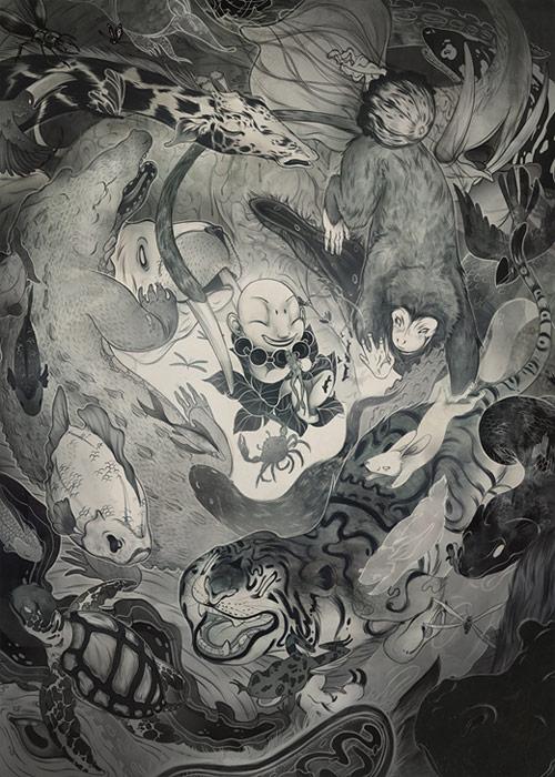 Illustrator Corinne Reid