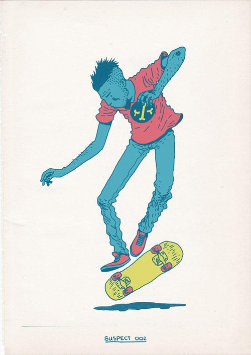 Illustrator Gerhard Human