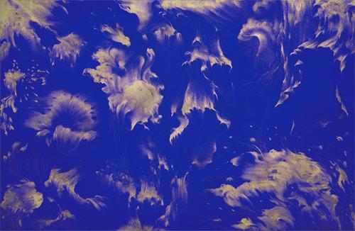 Korean painter artist Moon Beom