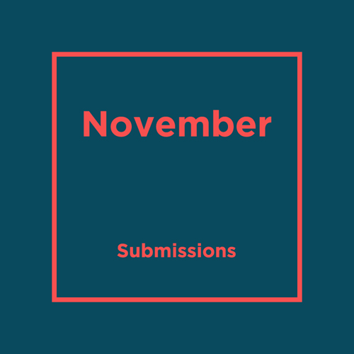 November Booooooom Art Submissions