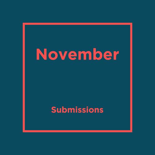 November Booooooom Art Submissions