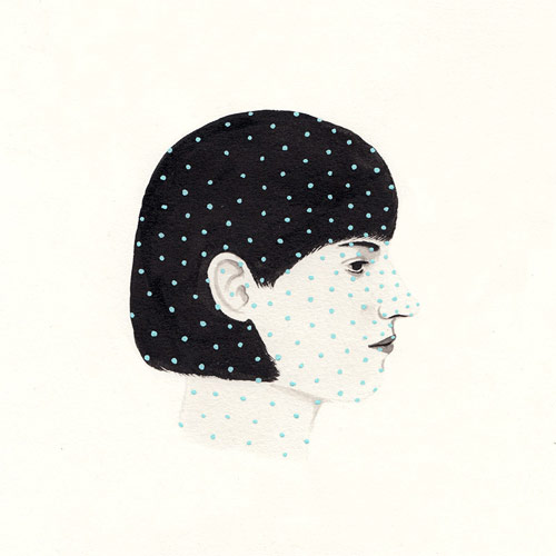 Drawings by illustrator Rachel Levit