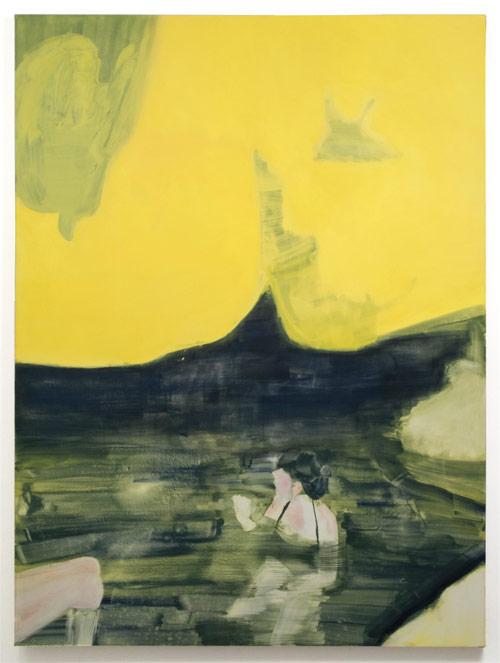 Artist painter Re McBride