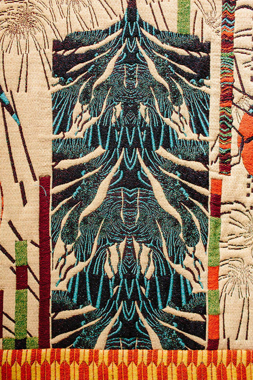 Hypnopompic Tapestries By Artist Kustaa Saksi Booooooom