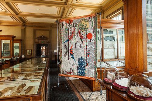 Hypnopompic Tapestries by artist Kustaa Saksi-saksi-14