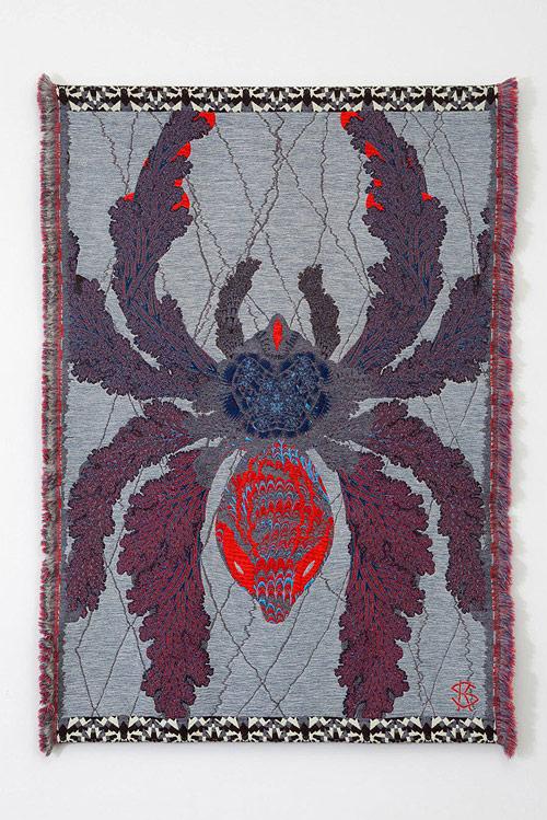 Hypnopompic Tapestries by artist Kustaa Saksi-saksi-17