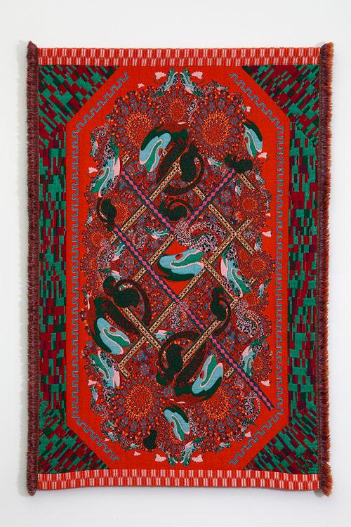 kustaa-Hypnopompic Tapestries by artist Kustaa Saksi-21