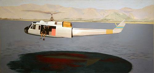 paintings by Bryan Brown
