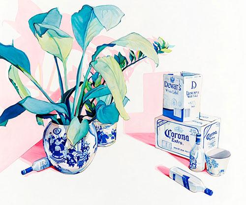Julian Meagher watercolor