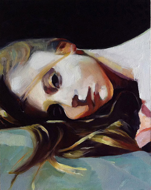paintings by Juliana Romano