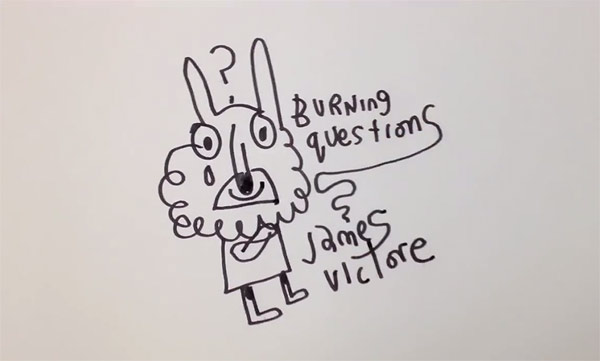 burningquestions-jamesvictore