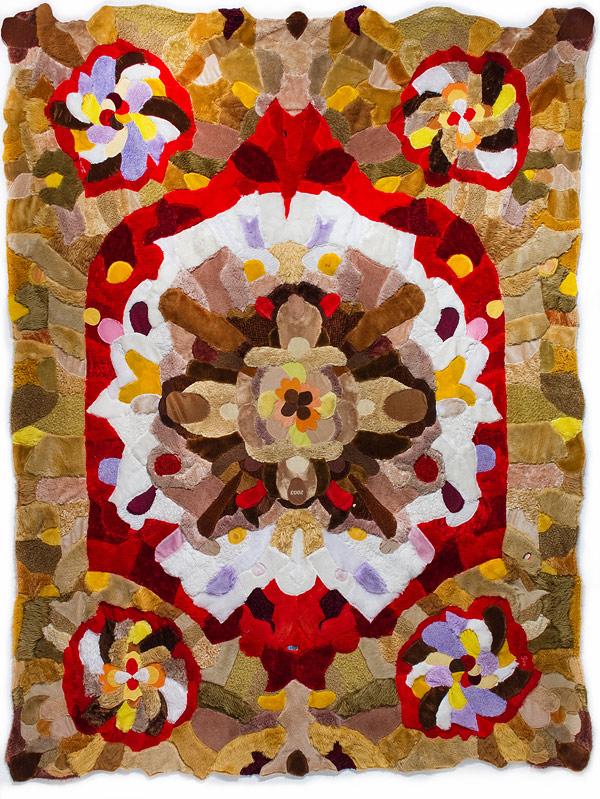 Stuffed Animal Skin Rugs by Artist Agustina Woodgate – BOOOOOOOM! – CREATE * INSPIRE * COMMUNITY * ART * DESIGN * MUSIC * FILM * PHOTO * PROJECTS