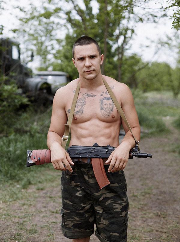 Во время обстрела Авдеевки пострадал британский фотограф Кристофер Нунн - Цензор.НЕТ 68