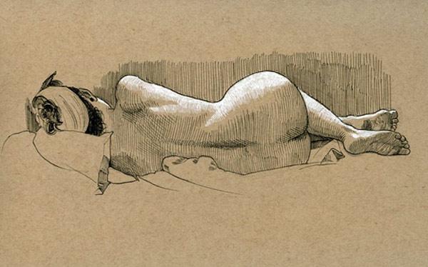 Craftsy: Drawing The Human Body – BOOOOOOOM! – CREATE * INSPIRE * COMMUNITY * ART * DESIGN * MUSIC * FILM * PHOTO * PROJECTS