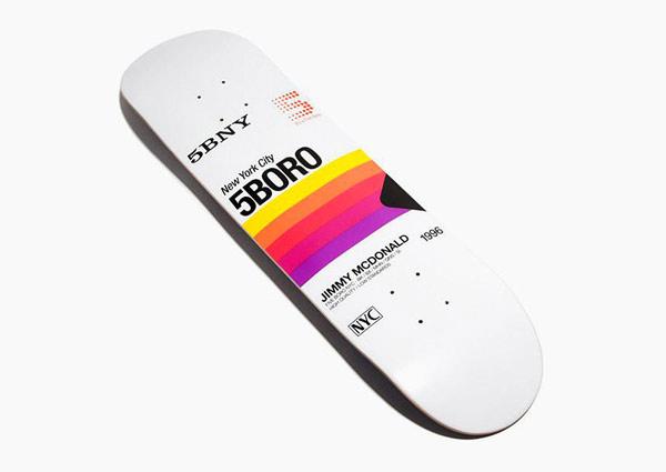 65c437e9f6f VHS Skateboard Series by 5Boro – BOOOOOOOM! – CREATE   INSPIRE ...