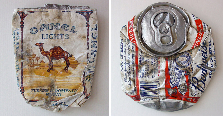 These Are Not Pieces Of Trash They Are Detailed Paintings