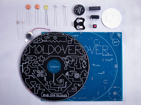 best album packaging  moldover album also a fully