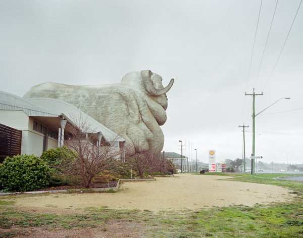 The-Big-Merino,-Goulburn,-NSW,-2013