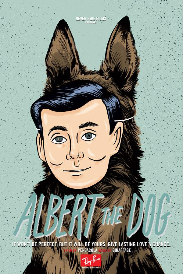 Ray-Ban-Albert-The-Dog