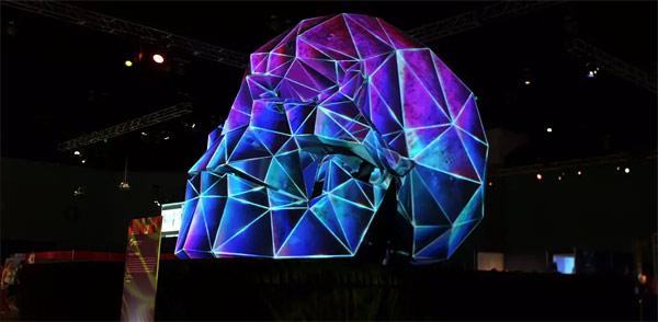 3dprojectedsculpture