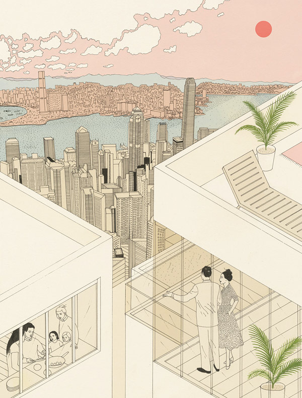 Illustrator Spotlight  Harriet Lee