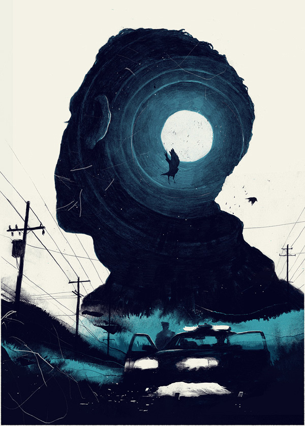 S Illustration Movie Posters