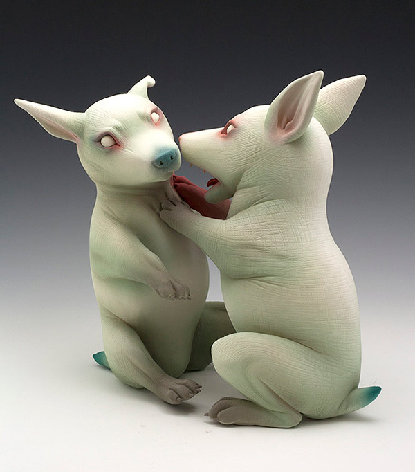 Captivating Ceramic Sculptures By Artist Erika Sanada