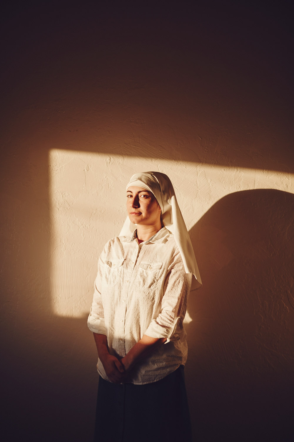"""Sisters of the Valley"" Portraits of a Group of Nuns who Grow Weed — Booooooom"