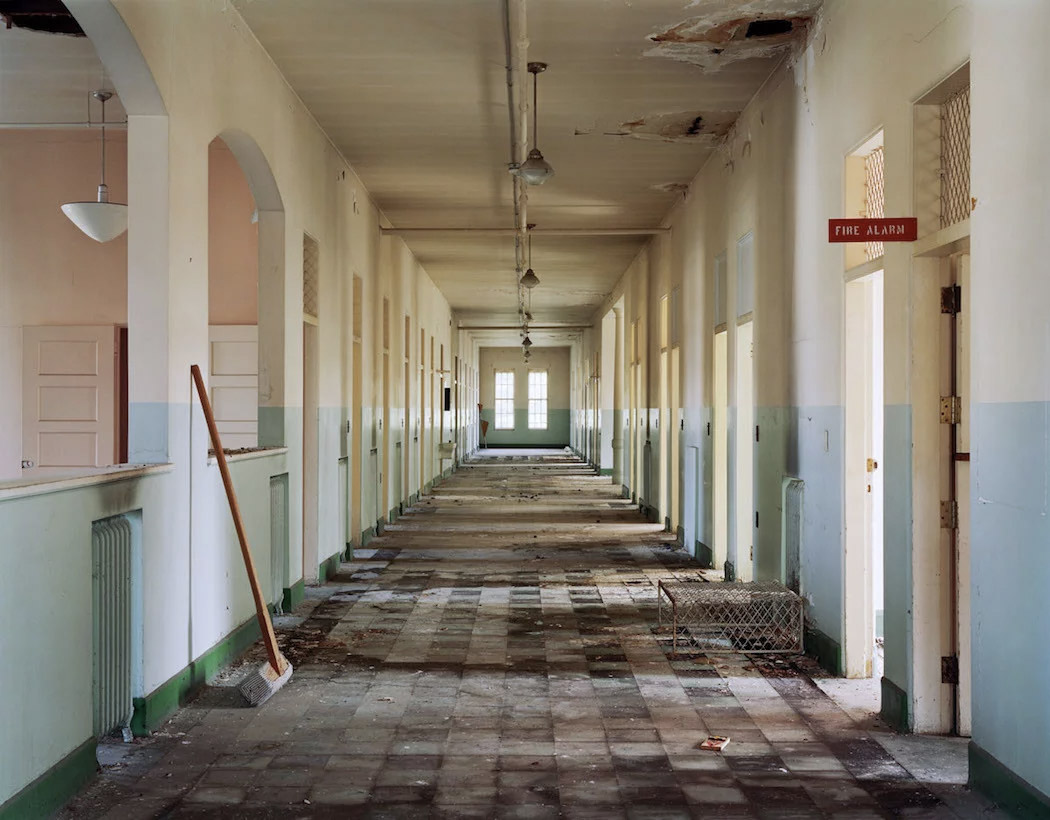 Asylum By Photographer Christopher Payne Documents