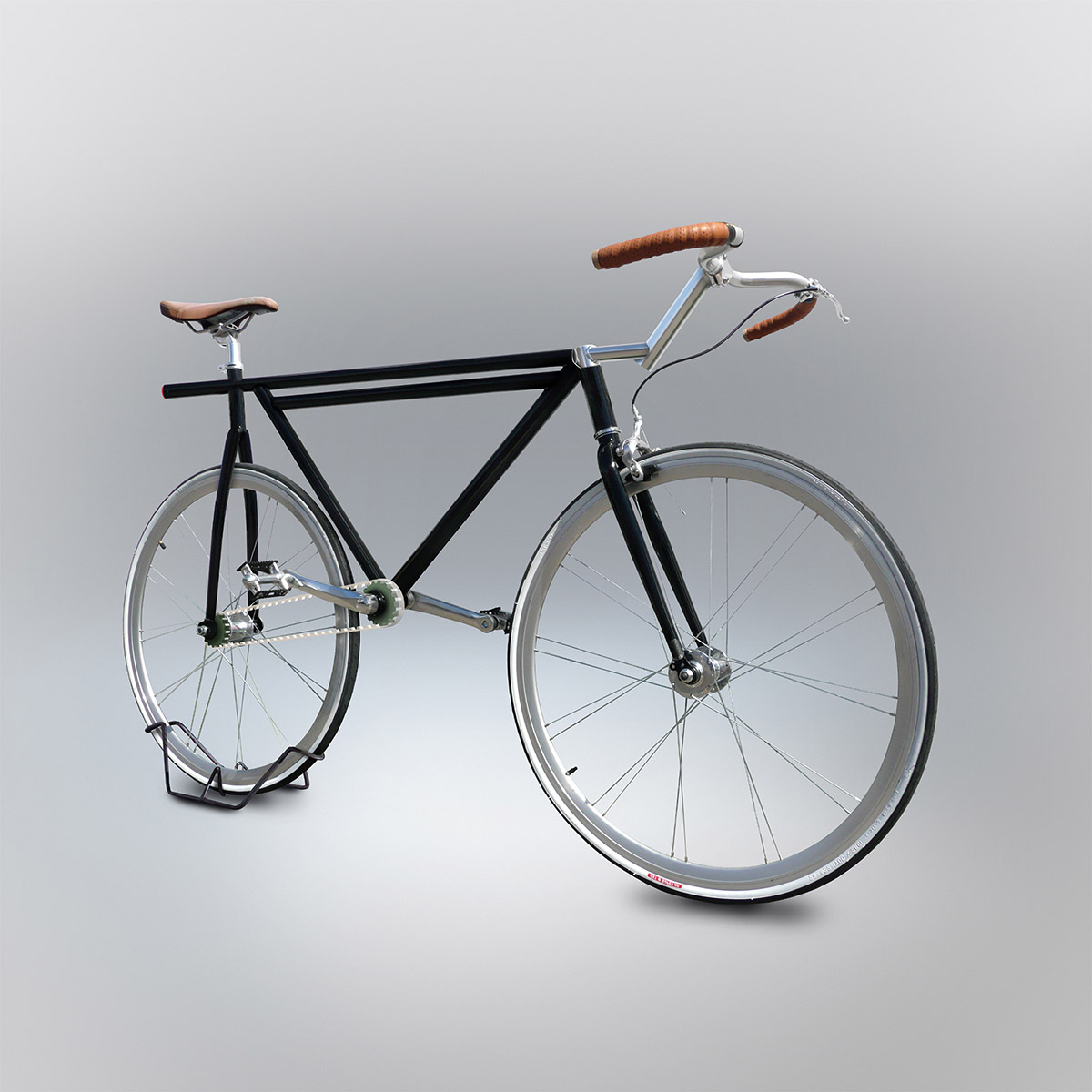 Bicycles Built Based On People's Attempts To Draw Them