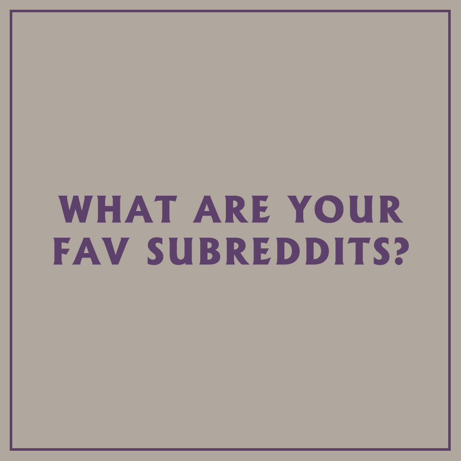 artists-fav-subreddits