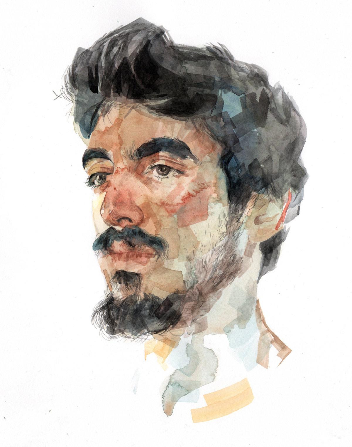 Community portrait essay