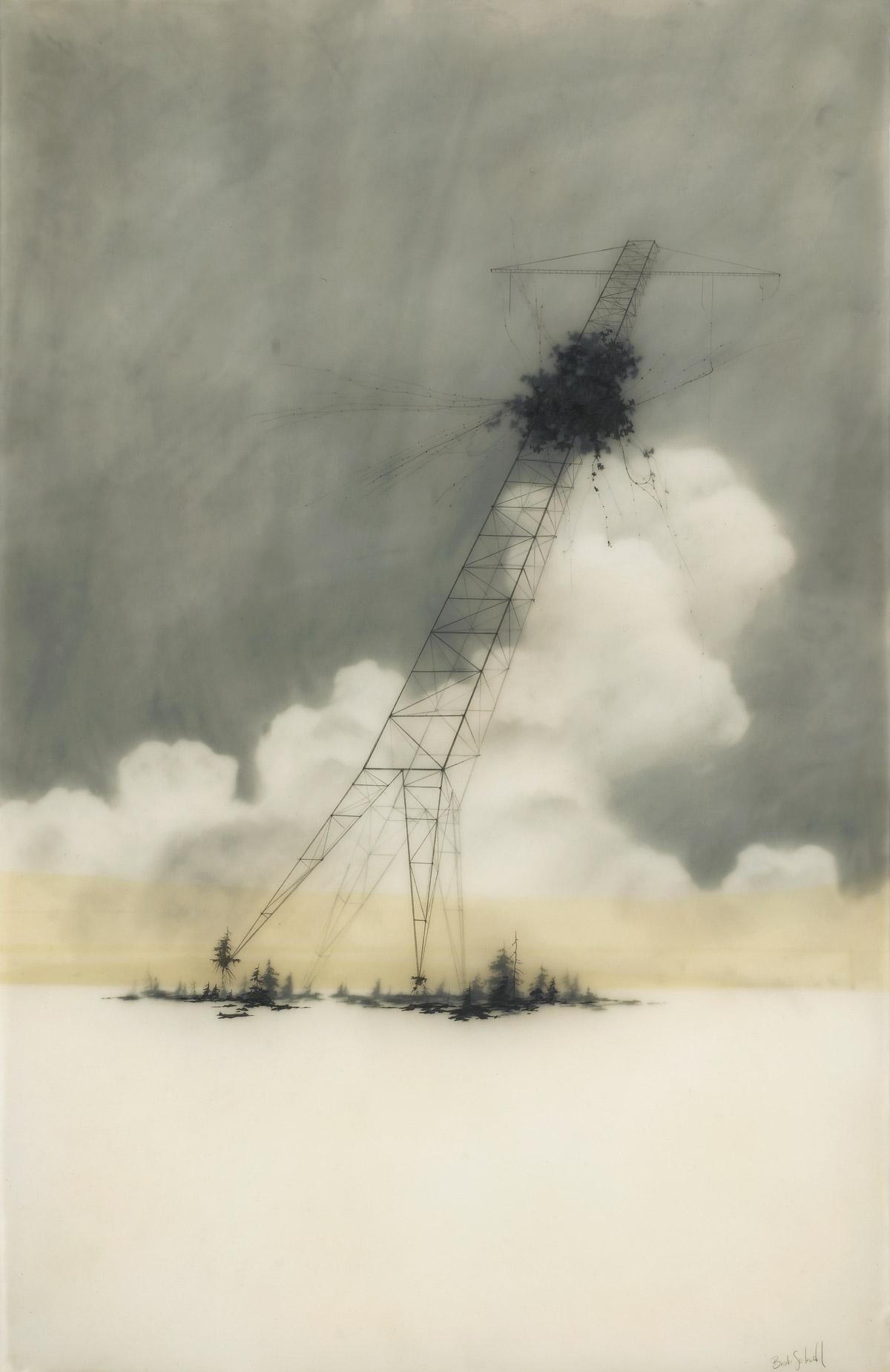 Artist Spotlight: Brooks Shane Salzwedel – BOOOOOOOM ... | 1200 x 1849 jpeg 180kB
