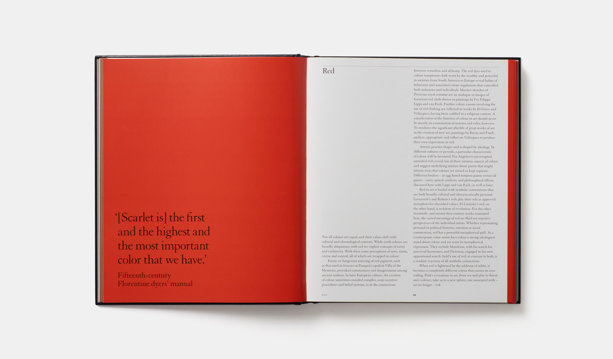 Book giveaway chromaphilia by stella paul booooooom create phaidon is releasing a new book all about colour and art written by author and art historian stella paul chromaphilia invites readers to consider the many solutioingenieria Gallery